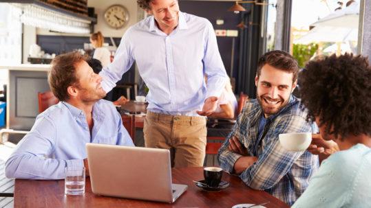 Using Alphabet Shares in a SME Business